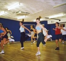 Aerobics-new-york-city