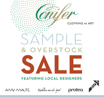 Conifer-sample-sale