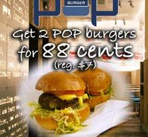 Pop-burger