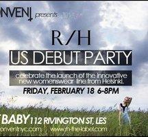 Rh-label-debut
