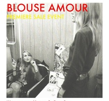 Blouse-amour