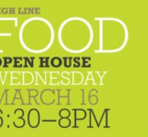 High-line-food-open-house