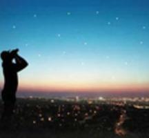 Stargazing-central-park