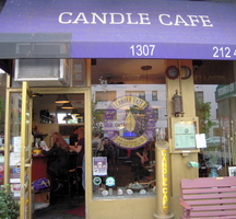 Candle-cafe
