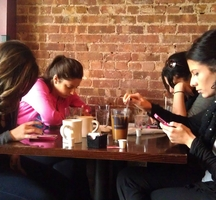 Phone-dinner